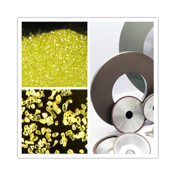 RZRVD (RuiZuan Resin bond and Vitrified bond Diamond )