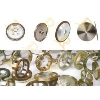 Metal Bond Diamond/CBN Grinding Wheels