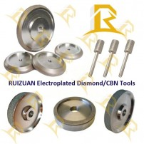 Electroplated Diamond/CBN Tools